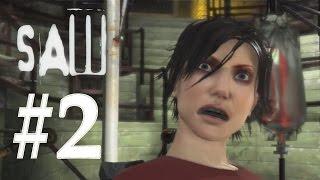 SAW (PS3) Part 2 - Gun Puzzles and Amanda Young
