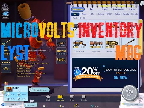 Microvolts trade system 2017