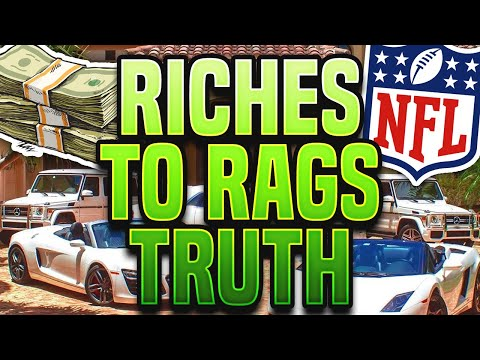 The REAL REASONS Why NFL Players Go BROKE... Where Does All The Money Go?
