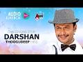 Challenging Star Darshan Thoogudeep Hits  Super Audio Hits Jukebox 2017  New Kannada Seleted Hits