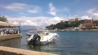 Driving in Corfu (Kassiopi)
