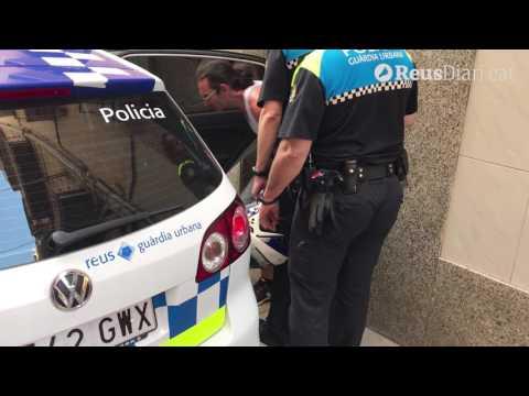Quatre detinguts en una operació antidroga al centre de Reus