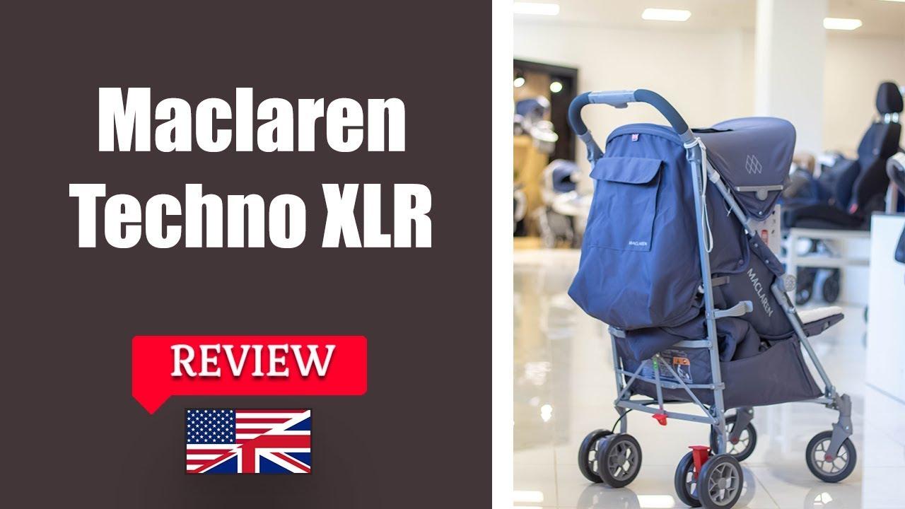 Maclaren Techno Xlr Stroller Full Review