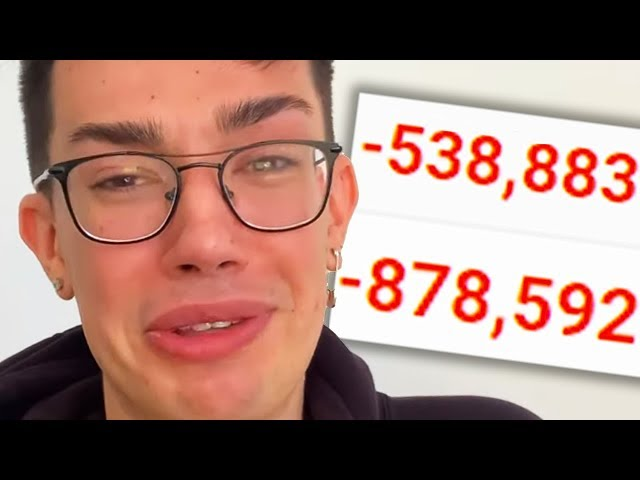 THE END OF JAMES CHARLES