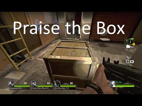 L4D2 Versus Highlights - Wooden Box King