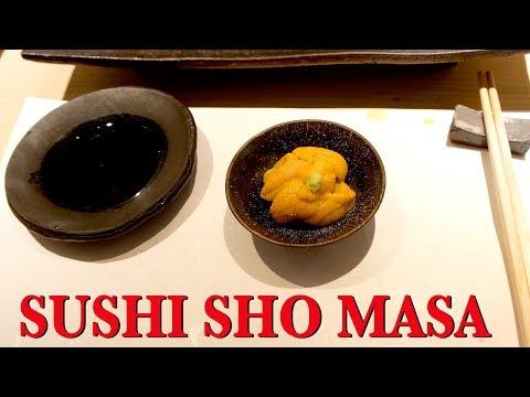 Sushi Sho Masa - WORLD CLASS SUSHI