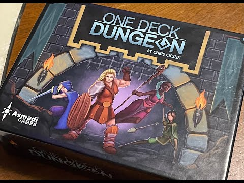 One Deck Dungeon: Cabbage Patch Episode 35 |