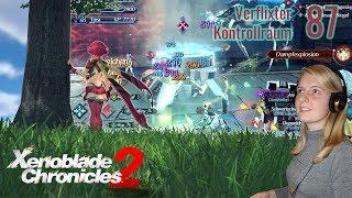 Xenoblade Chronicles 2 [087] - Verflixter Kontrollraum | Let's Play mit Facecam