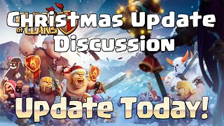 Clash of Clans Christmas Update 2014 - In-depth Look