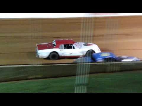Lake Cumberland Speedway grassroots hobby stock heat 7/13/19
