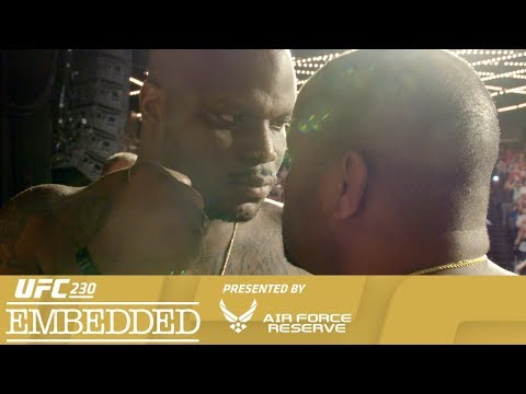 UFC 230 Embedded: Vlog Series - Episode 6