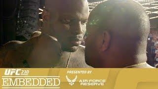 UFC 230 Embedded: Vlog Series - Episode 6