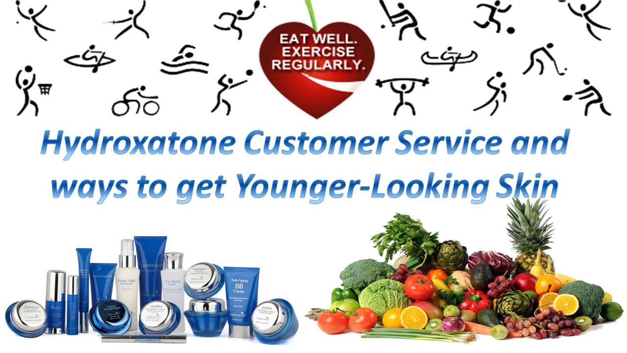 Hydroxatone Customer service