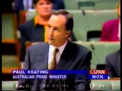 Should we change the Australian Flag? Keating vs Fischer