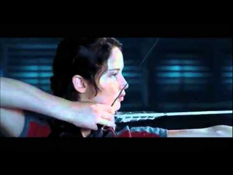 The Hunger Games Exclusive Gamemaker Scene