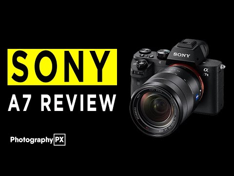 Sony A7 Mirrorless Camera Review & Hands On - 2020