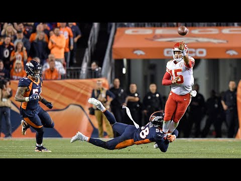 Patrick Mahomes leads Chiefs to Monday Night Football win over Broncos