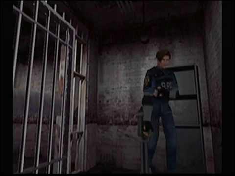 Resident evil 2 Parte 4 Rookie(Dreamcast)