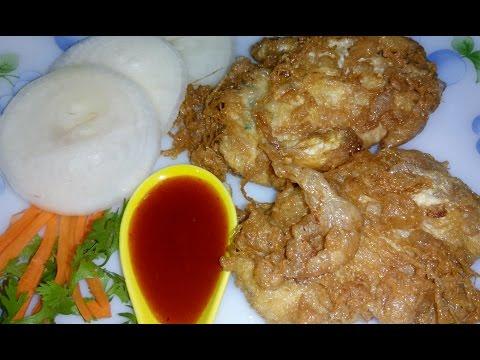Recipe for chicken keema cutlet