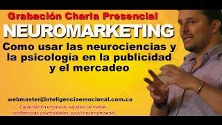 Como hacer Neuromarketing y neuroventas en publicidad y mercadeo, con biologia y psicologia