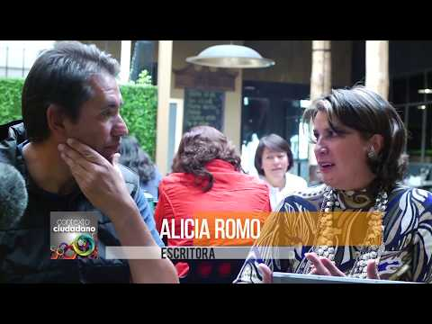 """""""Los Mejores libros para leer"""" Con Alicia Romo, escritora."""