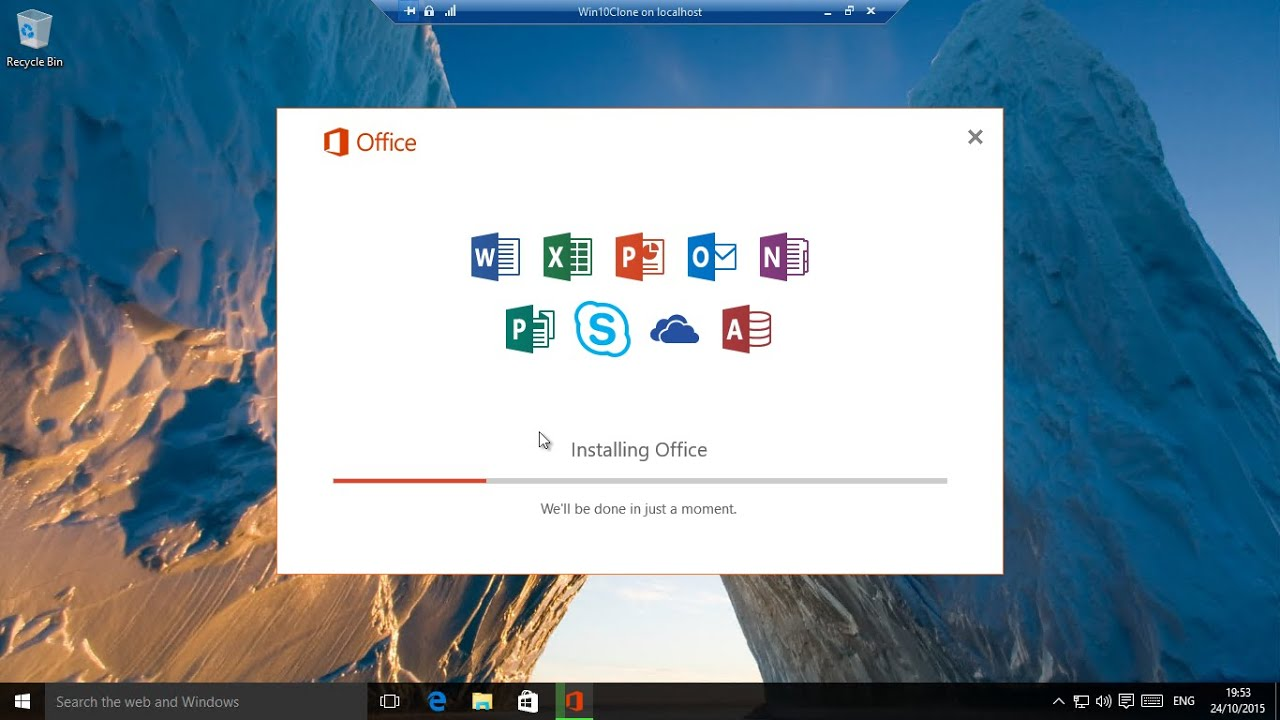 Install Office 2016 On Windows 10