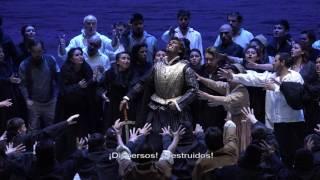 Ópera Otello 2016 TRM