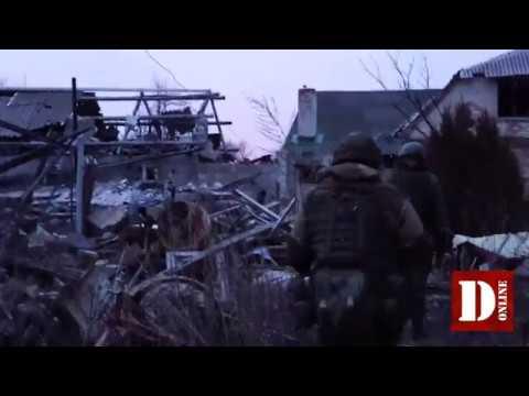 Donbass, la guerra che non c'è: sotto il fuoco ucraino