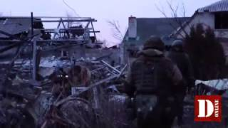 Donbass, the war that is not there: under the Ukrainian fire