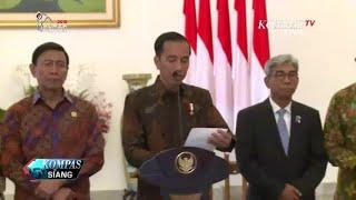 Download Video Pernyataan Jokowi soal Penolakan Jerusalem sebagai Ibu Kota MP3 3GP MP4
