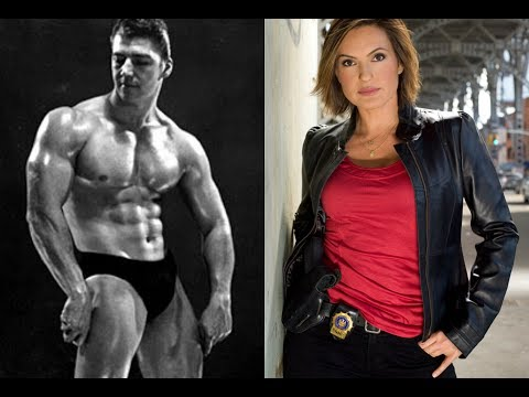 Mariska Hargitay's dad was a former Mr. Universe