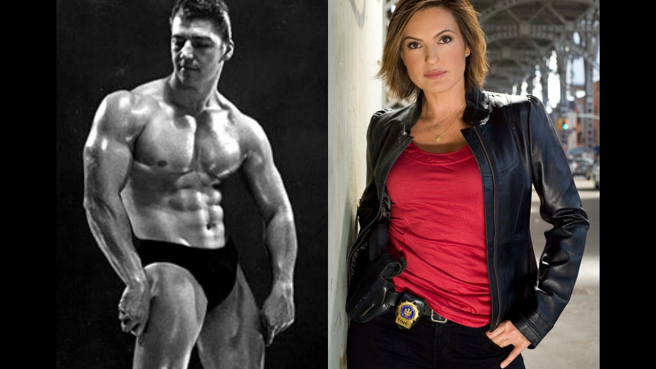 Mariska Hargitay's dad was a former Mr. Universe - YouTube