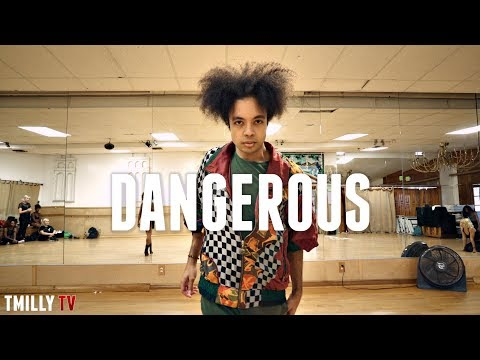 Michael Jackson - Dangerous - Choreography By Tevyn Cole   #TMillyTV