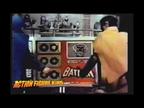 Mego Batman Commercial