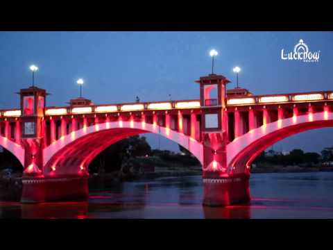 Rhythm of colours : Gomti River front