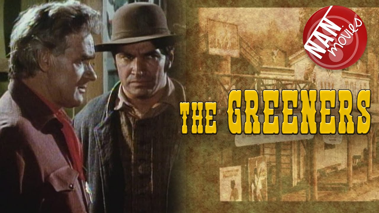 WESTERN MOVIES: THE GREENERS (1968) Spanish Subtitles   Full Length Western Free on YouTube