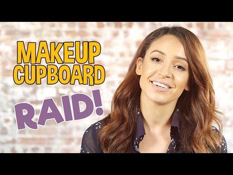 Raiding ICON UK&39;s Makeup Cupboard