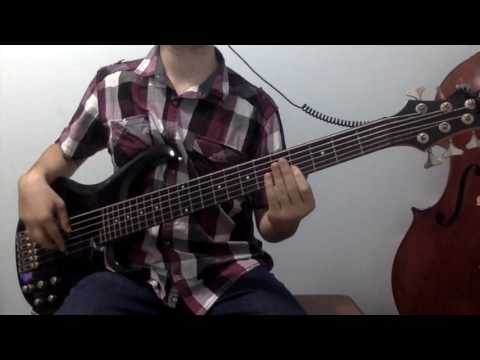 Love You Like A Love Song - Selena Gomez | Bass Cover