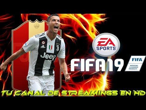 FIFA 19 | VAMOS A CONSEGUIR TODOS LOS SOBRES QUE SE PUEDAN | FUT DRAFT | EN DIRECTO | LIVE thumbnail