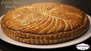 Aujourd'hui je vous propose la recette de la galette des rois choco...