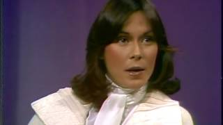Kate Jackson and Andrew Stevens. The marriage lasted three years. thumbnail
