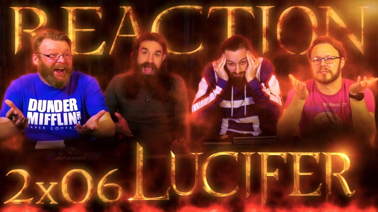 "Download Lucifer 2x6 REACTION!! ""Monster"""