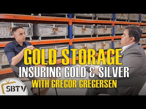 Gregor Gregersen - Offshore Gold Storage: Assessing Vault In