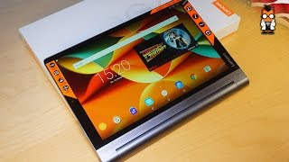 Lenovo Yoga Tab 3 Pro Unboxing [english]