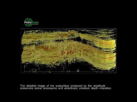 Analysis of seismic data. High resolution subsurface imaging