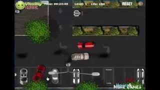 Jeep City Parking Games Movies for kids