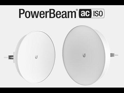 Unboxed  PowerBeam AC-400 ISO Model: PBE 5AC ISO 400