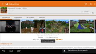 Como descargar minecraft poket edition 0.13.0