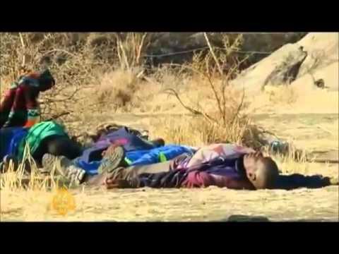 Massacre des mineurs de Marikana