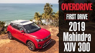 2019 Mahindra XUV 300 - First Drive | OVERDRIVE
